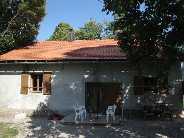 Парохијски дом 2012. године