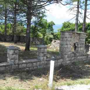 Spomen-groblje pre obnove, 2013. godine