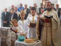 Slava crkve u Gubinu, Velika Gospojina-Ubrus, 2013. godine
