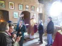 Света Литургија у Рујанима