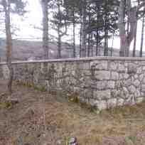 Stanje spomenika u Čelebiću nakon obnove, oktobar 2013. godine