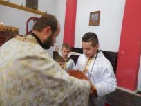 Св. Сава у Ливну, 2014. год.