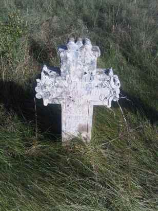Спомен подиже Н(ико??) Бошковић ћери п.(окојној??) Мари умрла 20.3.1924