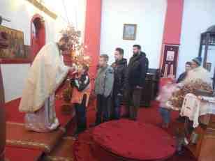 Божић у Ливну