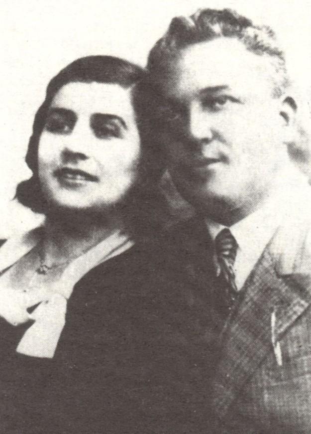 Dr Dušan Mitrović (1900 ? - 1941 Zanesović kod Bugojna i Ranka Mitrović (1906 Livno - 1941 Koprivnica) oboje iz Livna