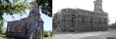 Црква у Штикади