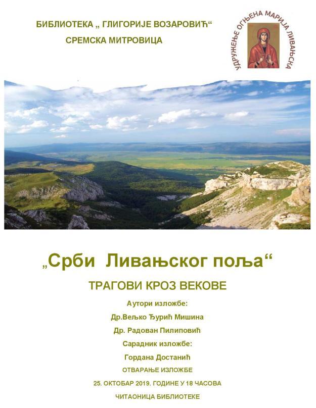 plakat izložba sm
